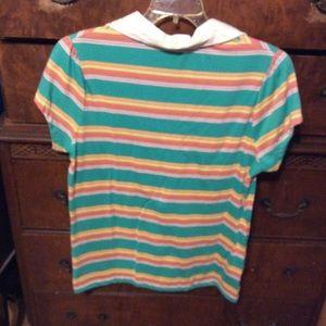 Tops - Striped Shirt Size 1x